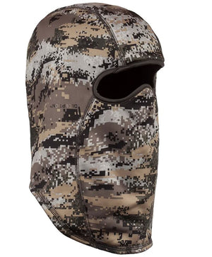 Huntworth Men's Performance Fleece Balaclava - Reversible 5664-30DC/BK