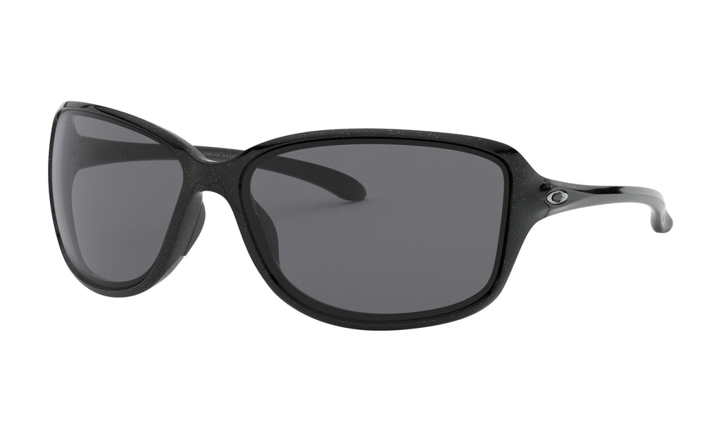 Oakley Women's Cohort Metallic Black Sunglasses  OO9301-01