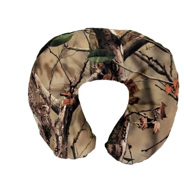 X-Stand Treestands Camo Neck Pillow