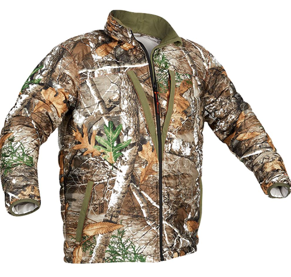 Arctic Shield Heat Echo Loft Jacket - Realtree Edge
