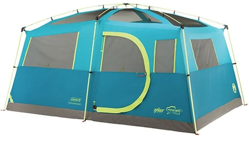 Coleman Tenaya Lake Fast Pitch 8 - Person Cabin Tent