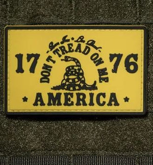NineLine Don't Tread On Me PVC Patch