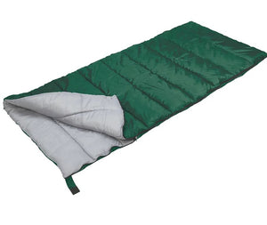 Stansport Sleeping Bag Scout Rectangular Forest Green