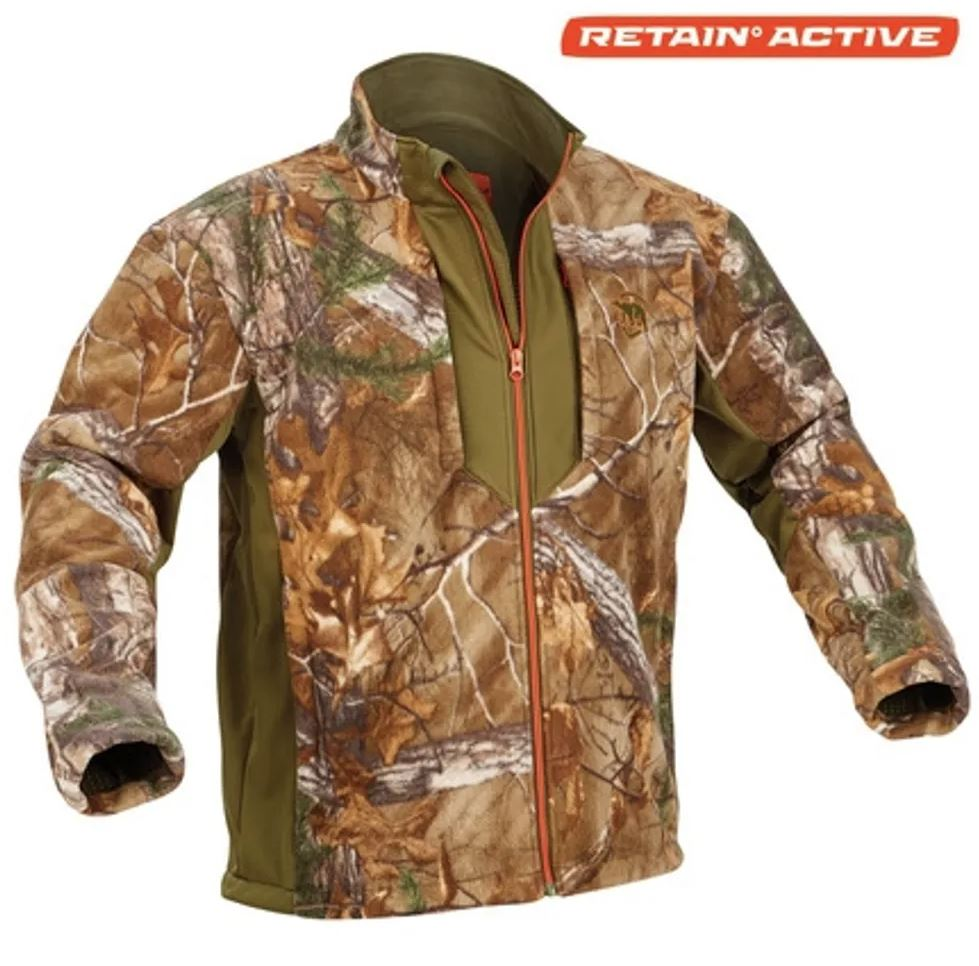 Arctic Shield Heat Echo Fleece Jacket Realtree XTRA