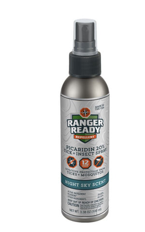 Ranger Ready Singles - RR-NIGHTSKY - Insect Repellent - Night Sky Scent - 100ml - 3.4oz