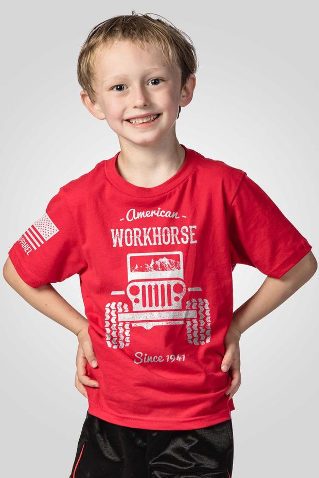 NineLine American Workhorse Youth T-Shirt