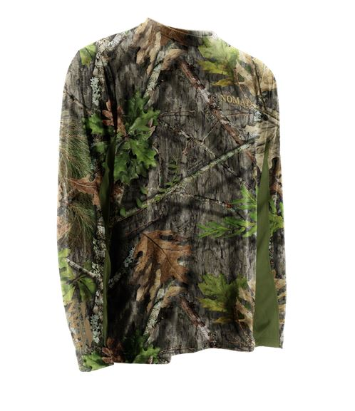 Nomad Men's NWTF Long Sleeve Cooling Tee Shirt