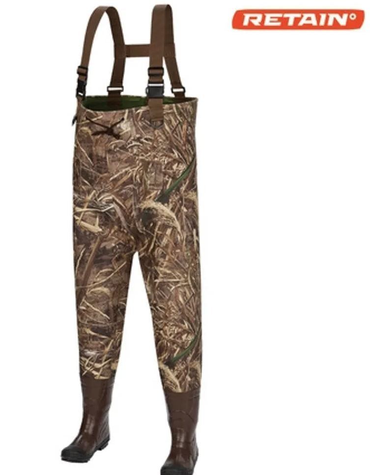 ARCTIC SHIELD CANVAS CHEST WADER REALTREE MAX 5