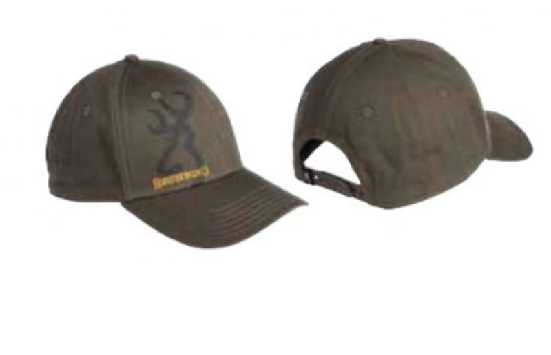 Browning 308198841 Big Buck Olive Cap
