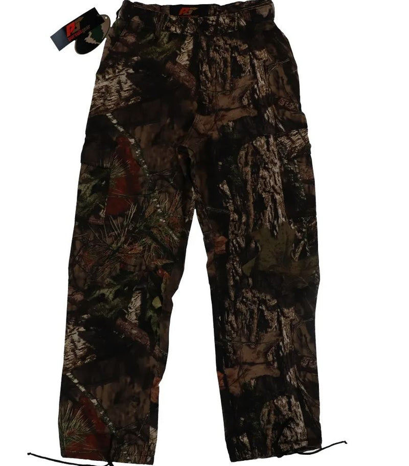 Pursuit Gear 6 Pocket Pant w/Comfort Waist Mossy Oak