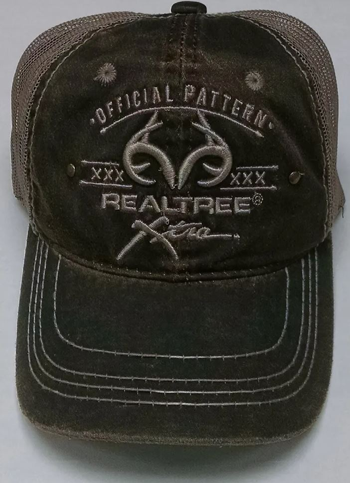 Outdoor Cap Company Realtree Xtra Weathered Brown/Khaki Cap