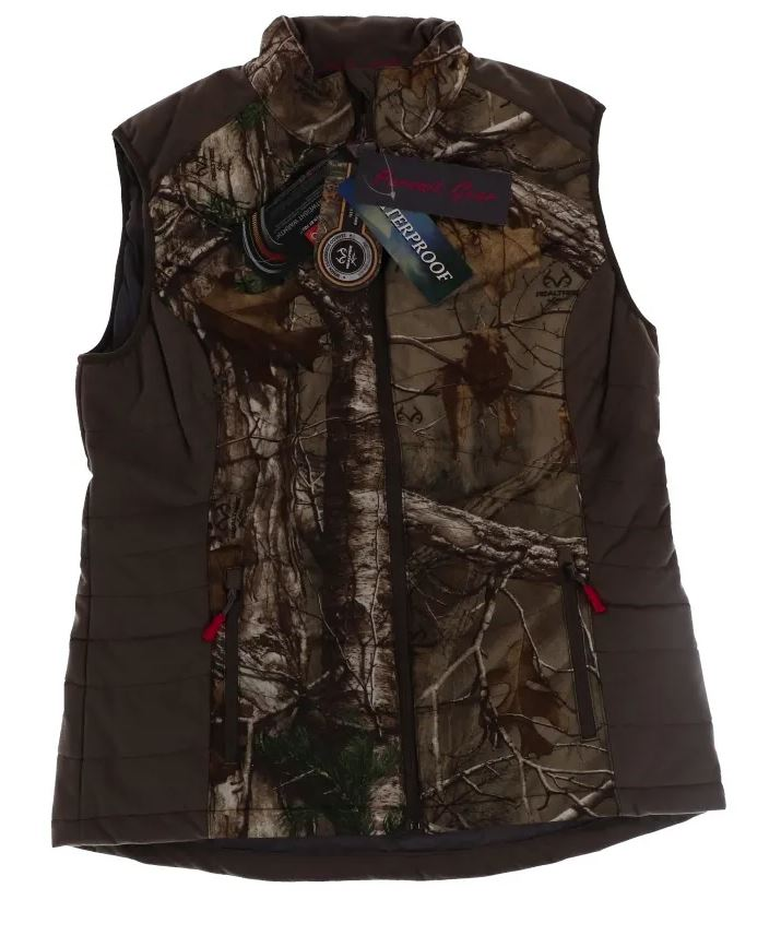 Pursuit Gear Women's Artemis Vest RealTree Xtra Camo Pattern