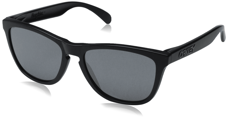Oakley Men's Frogskins Matte Black Sunglasses - OO9013-50