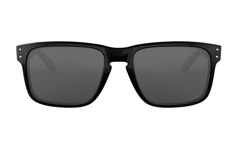 Oakley Men's Holbrook Polished Black Sunglasses OO9102-02