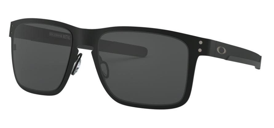 Oakley Holbrook Metal Matte Black w/Grey OO4123-0155