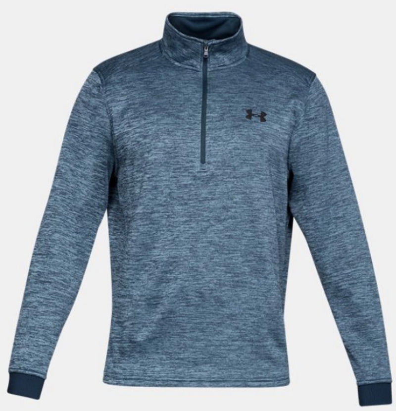 Under Armour 1320745-408 Armour Fleece 1 / 2 Zip - Blue