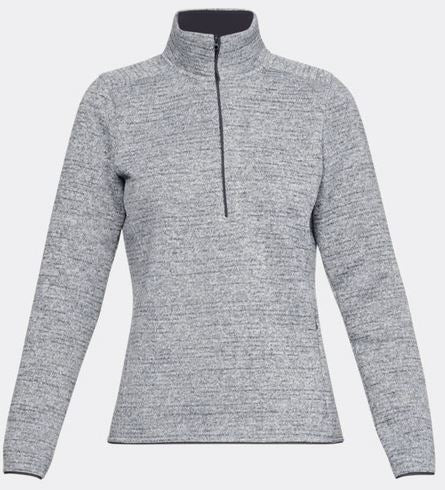 Under Armour Wintersweet .5 Zip 2.0 - Gray