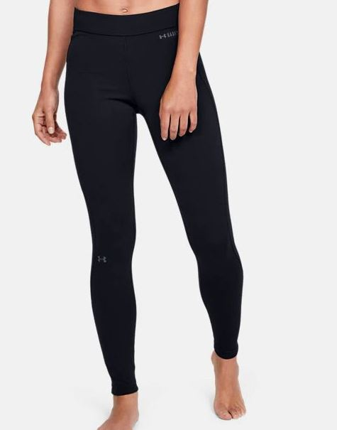 Under Armour 1343325-001 Base Leggings 2.0 - Women's - Black