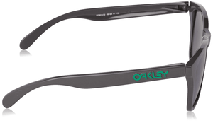 Oakley Men's Frogskins Toxic Blast Dark Grey Sunglasses OO9013-32