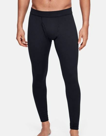 Under Armour 1343245-001 Packaged Base 4.0 Legging - Men's - Black