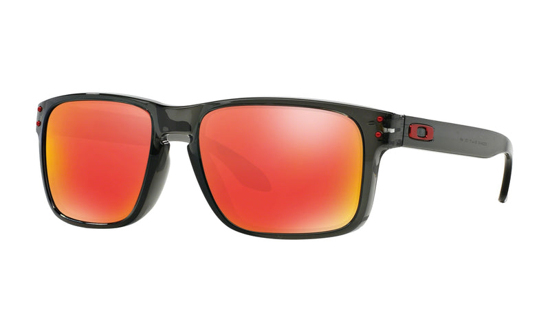 Oakley Men's Holbrook Polarized (Asia Fit) Sunglasses OO9244-04