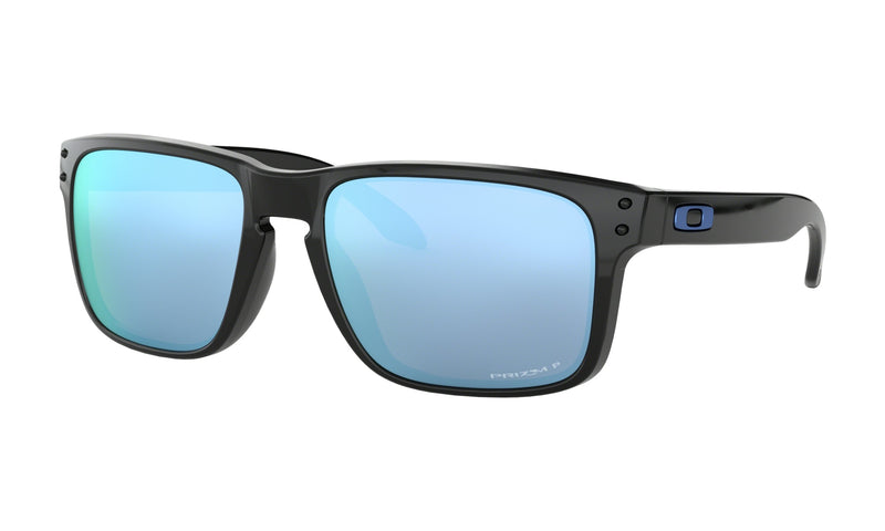 Oakley Men's Holbrook Prizm Deep Water Polarized Sunglasses, OO9102-C1