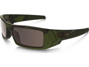 Oakley Men's Gascan OO9014-10 Multicam Tropic Frame / Warm Grey Lenses