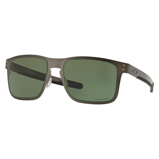 Oakley Men's SI Holbrook Gunmetal Sunglasses with Prizm Grey Lens