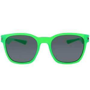 Oakley Women's Garage Rock Sunglasses Matte Green/Grey, One Size OO9175-18