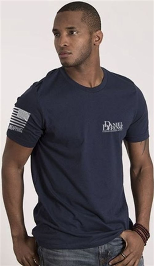 NineLine Men's Daniel Defense Spartan T-Shirt - Navy