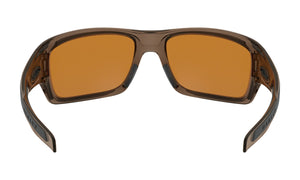 Oakley Men's OO9263-02 Turbine Brown Smoke Dark Bronze Sunglasses