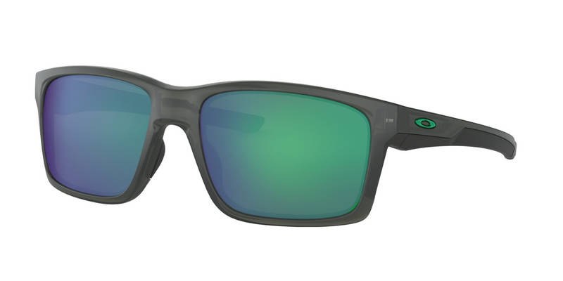 Oakley Men's Mainlink Sunglasses Grey Smoke OO9264-04