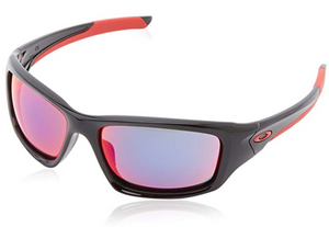 Oakley Valve Non-polarized Iridium Rectangular Sunglasses OO9236-02