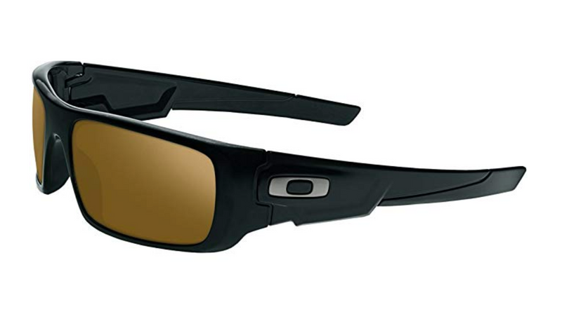 Oakley Crankshaft Sunglasses Matte Black/Dark Bronze, One Size - OO9239-03