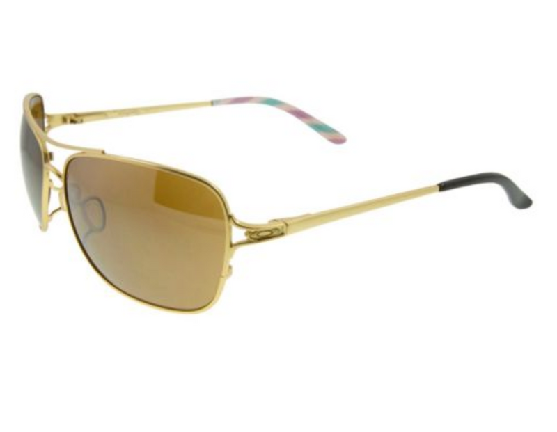 Oakley Women's Conquest Sunglasses OO4101-03