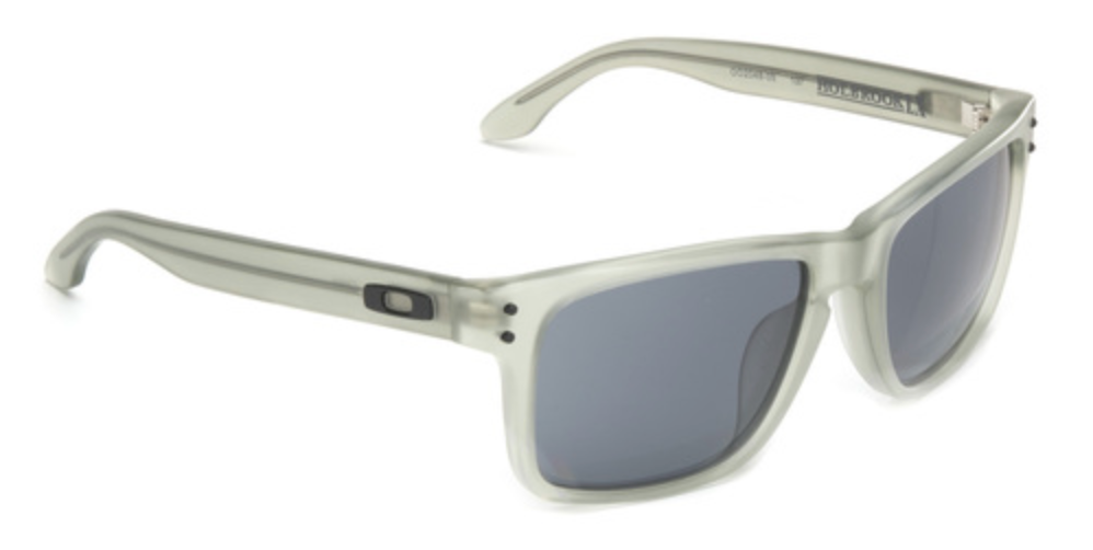Oakley - Frogskins LX Sunglasses Satin Olive/Grey, One Size - OO2043-11