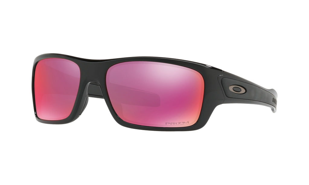 Oakley Youth Fit Turbine Xs OJ9003-1057 Polished Black