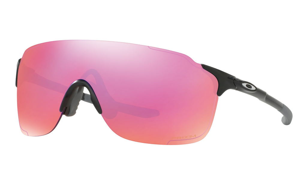 Oakley Men's Evzero Stride OO9386-0338 Matte Black W/ Prizm Trail Lens