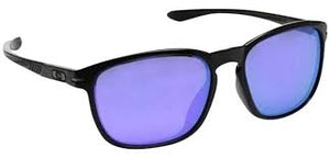 Oakley Men's Enduro OO9274-04 Oval Sunglasses, Black Ink, 55 mm