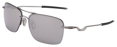 Oakley Tailback, Lead Colored Frame, Chrome Iridium Lenses OO4109-04 Wire