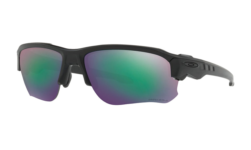 Oakley Men's SI Speed Jacket Matte Black Prizm Maritime Polarized OO9228-07
