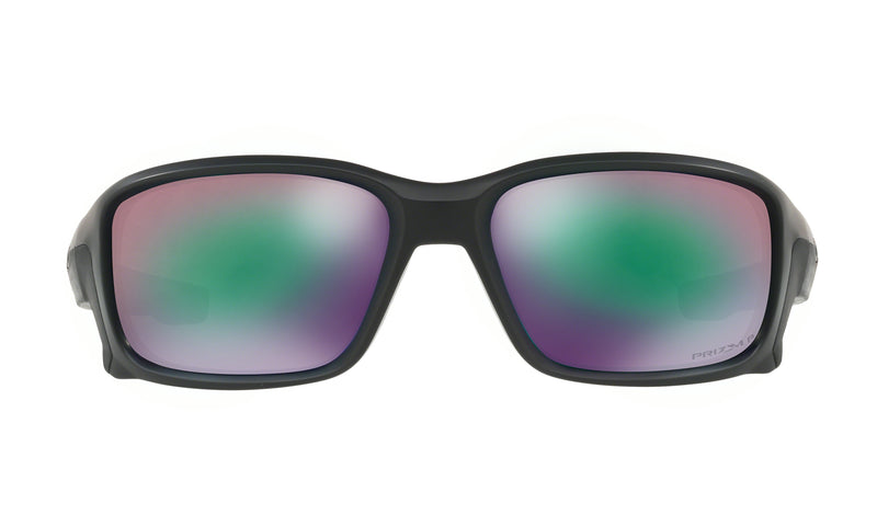 Oakley Men's SI StraightLink Matte Black w/ Prizm Maritime Polarized OO9331-10