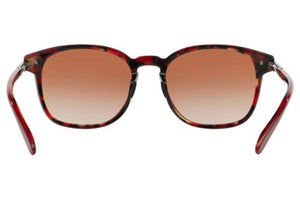 Oakley Women's Ringer Sunglasses - Women's Red Mosaic/Dark Brown Gradient, OO2047-06