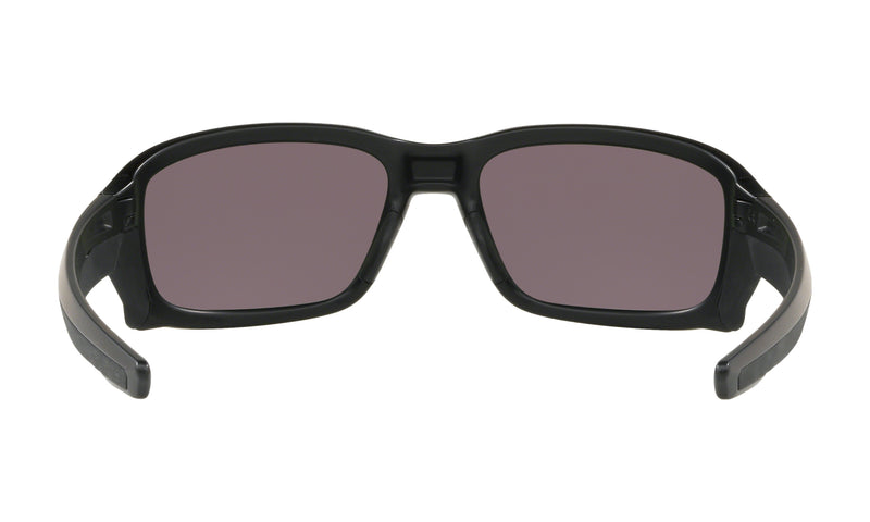 Oakley Men's SI Straightlink Matte Black Sunglasses with Prizm Grey Lens - OO9331-2358