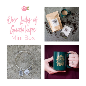 Our Lady of Guadalupe Mini Box