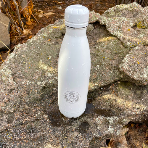 Insulated Marian Logo Water Bottle