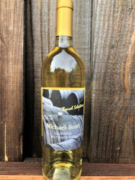 "Michael-Scott 2017 ""Barrel Selection"" White Blend"