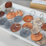 Copper Key Chain
