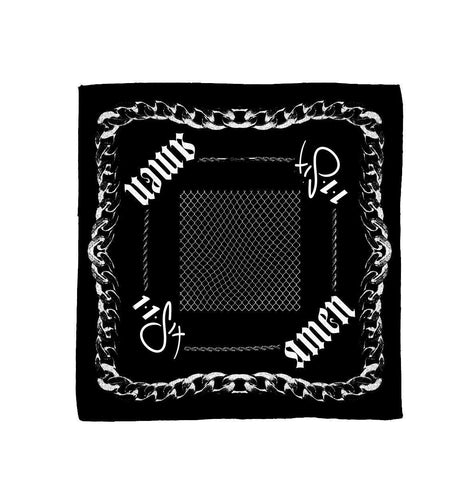 Lecrae 'Let The Trap Say Amen' Bandana