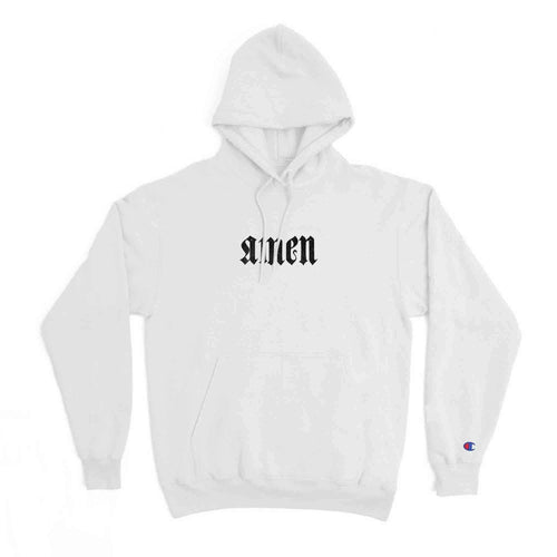 Lecrae x Champion 'Let The Trap Say Amen' Hoodie